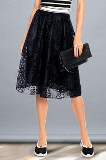 Heine Lace Skirt