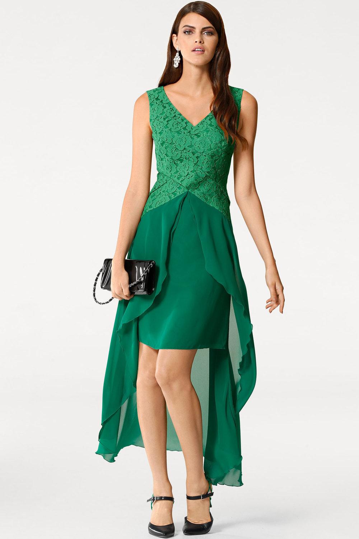 Heine Flowy Lace Dress Online | Shop EziBuy