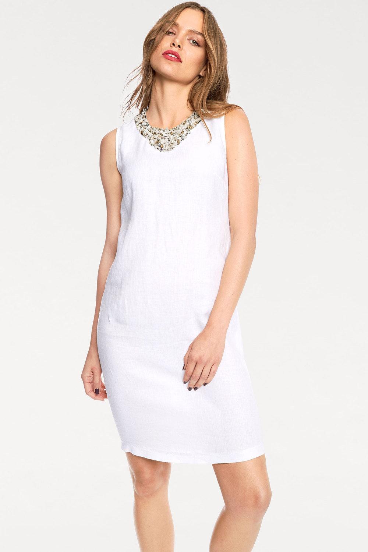 0ef2582b743 Heine Linen Dress Online