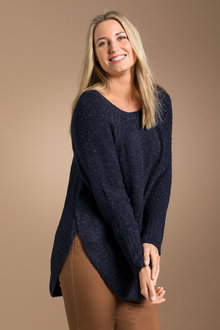 Plus Size - Sara Poodle Sweater