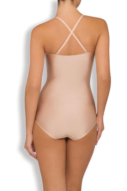 Nancy Ganz Sweeping Curves Bodysuit