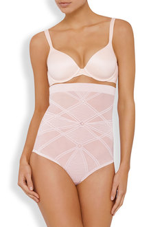 Nancy Ganz Sheer Decadence High Waisted Brief