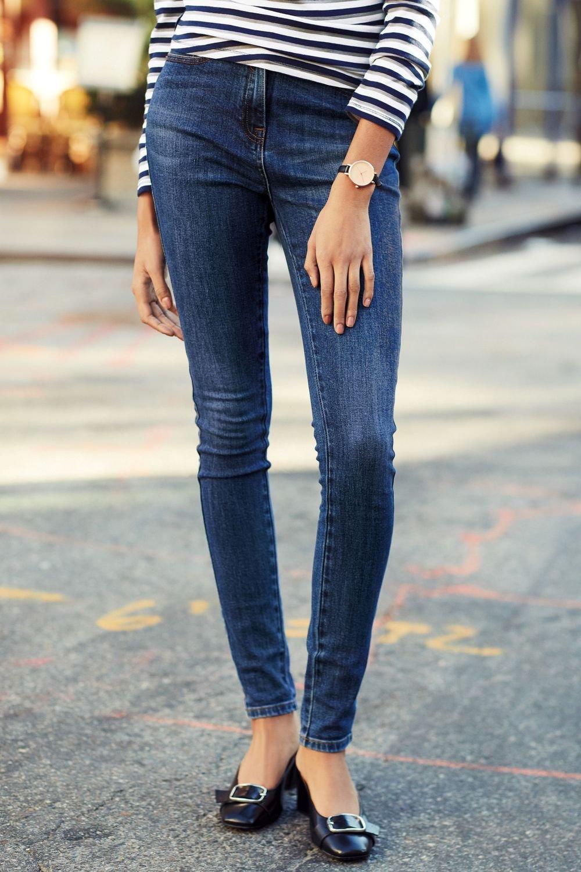 real deal laest technology yet not vulgar Next Skinny Jeans - Petite