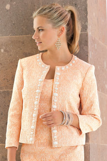 Together Embellished Jacket