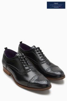 Next Toe Cap Brogue