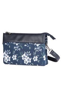 Mini Floral Cross Body Bag