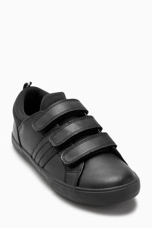 Next Triple Strap Shoes (Older Boys) - 173159