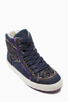 Next Wings High Tops (Older Girls)