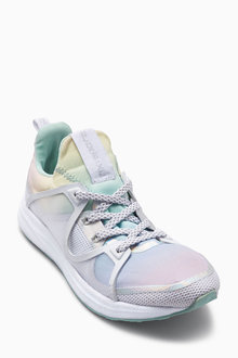 Next Multi Sporty Trainers (Older Girls)