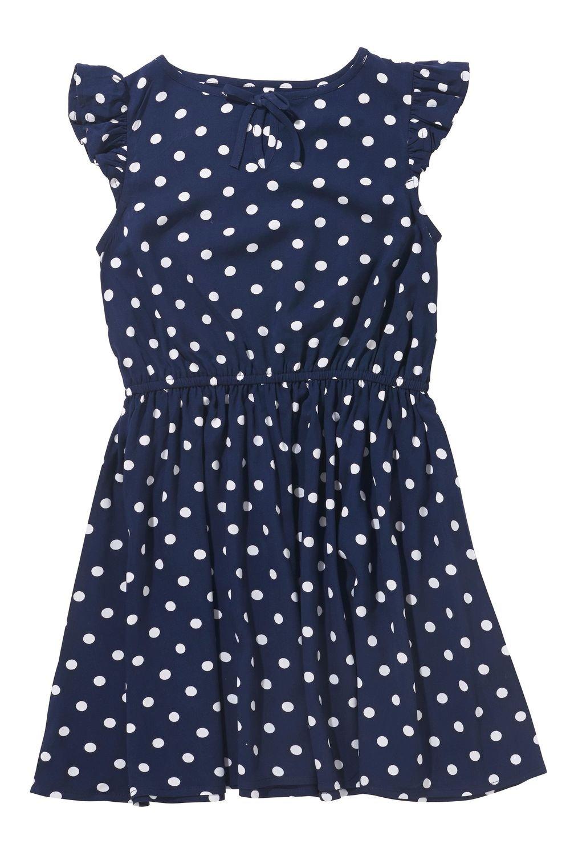 ac342ceb3214 Next Navy Spot Dress (3-16yrs) Online