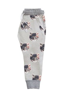 Next Grey Cat Joggers (3mths-6yrs)