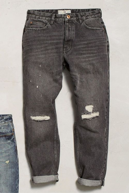 Next Rip And Repair Jeans