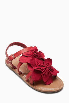 Next Flower Sandals (Older Girls)