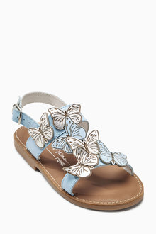 Next Butterfly Sandals (Older Girls)