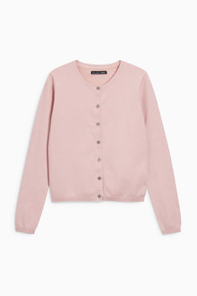 Next Pink Cardigan (3-16yrs)