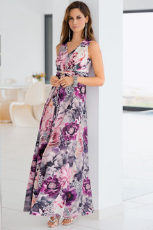 Together Knot Maxi Dress