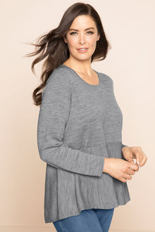 Plus Size - Sara Merino Tunic