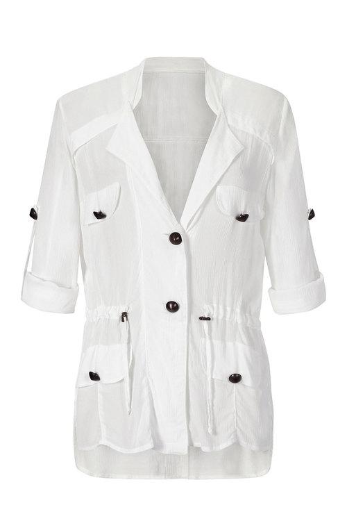 Capture European Shirt Jacket