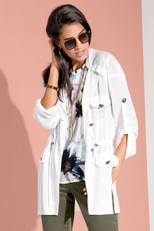 Capture European Shirt Jacket - 175674