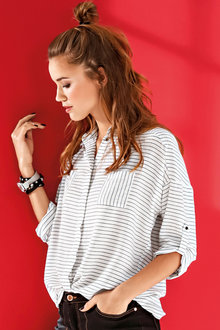Urban Relaxed Fit Blouse