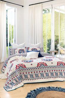 Dahlia Bedcover Set