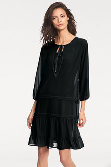 Heine Chiffon Dress
