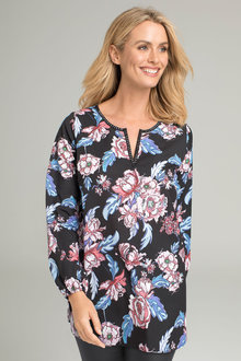 Capture Printed Tunic - 175871