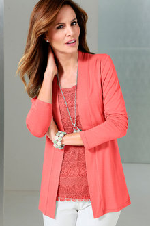 Capture European Lightweight Cardigan - 175883