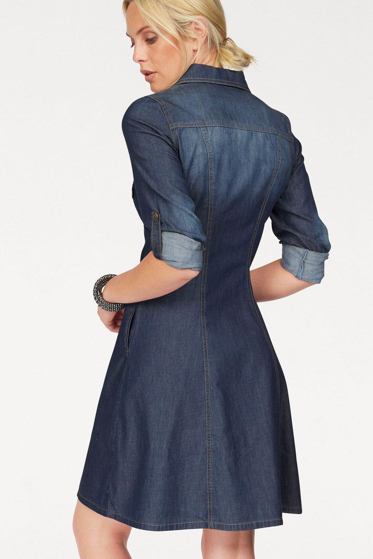 bcb8953acc Urban Chambray Shirt Dress Online