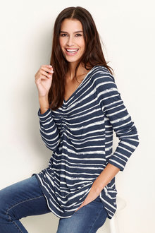 Urban Gather Front Tunic