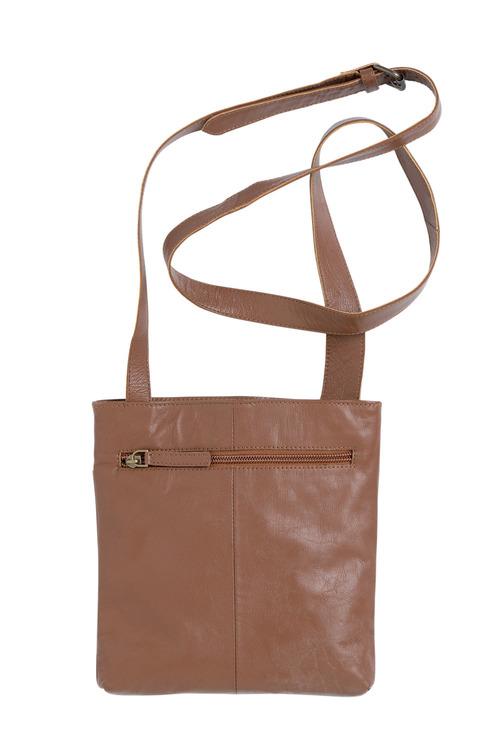 Alice Leather Cross Body Bag