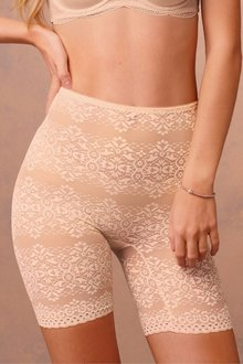 Next Nude Lace Thigh Smoother