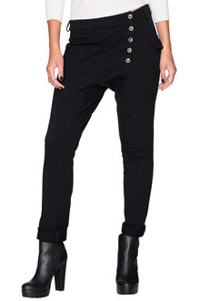 Urban Button Detail Pants