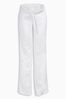 Next Maternity Linen Trousers