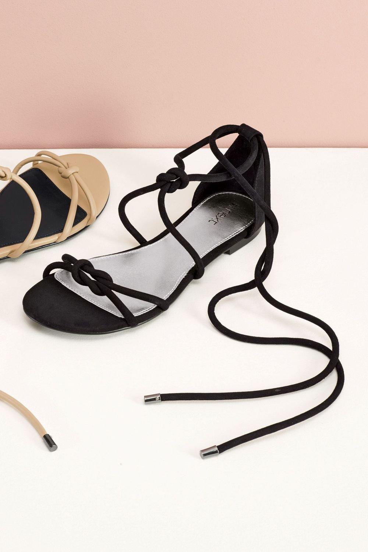 OnlineShop Sandals Knot Ezibuy Next Tube kZPOiuX