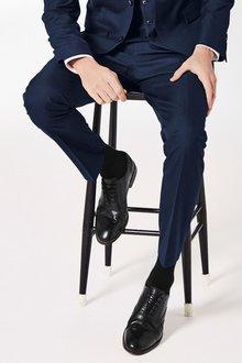 Next Shiny Suit: Trousers - Slim Fit