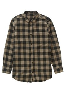 Next Pink/Black Long Sleeve Buffalo Check Shirt (3-16yrs)