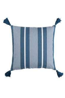 Deluxe Outdoor Tassel Cushion