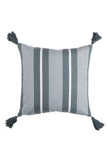 Deluxe Outdoor Tassel Cushion