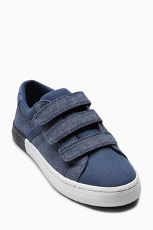 Next Smart Triple Strap Shoes (Older Boys)