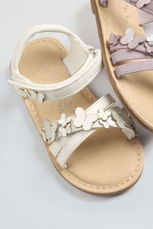 Next Butterfly Sandals (Younger Girls)