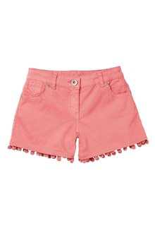 Next Pom Pom Shorts (3-16yrs)