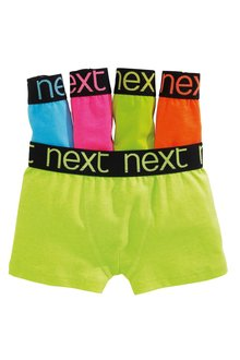 Next Fluro Trunks Five Pack (2-16yrs)