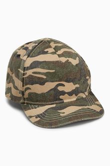 Next Camo Cap And Fisherman's Hat Two Pack (Younger Boys)