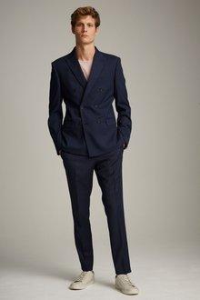 Next Marl Suit: Jacket - Skinny Fit