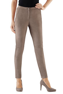 Capture European Peach Touch Leggings