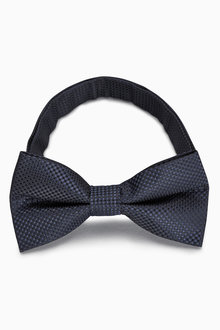 Next Textured Bow Tie - 178095