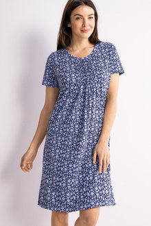 Mia Lucce Pintucked Nightie
