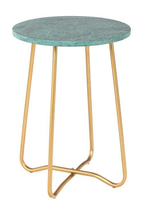 Lennon Marble Side Table