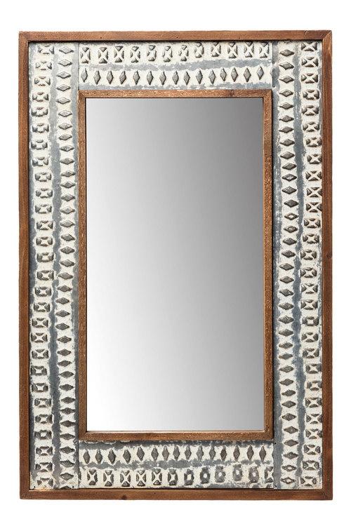 Indra Boho Mirror